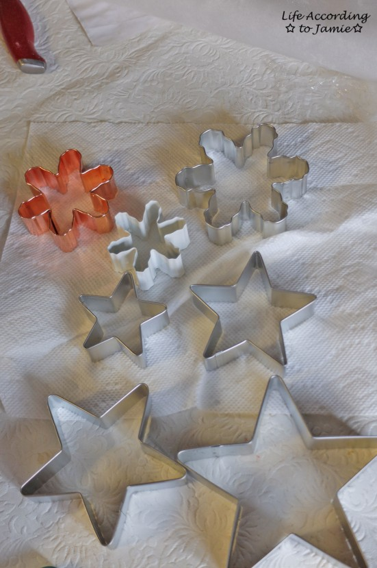 Nesting Cookie Cutters