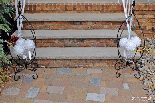 Outdoor Light Up Ornaments 2