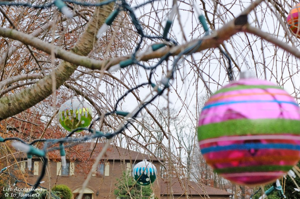 Outdoor Ornaments 1