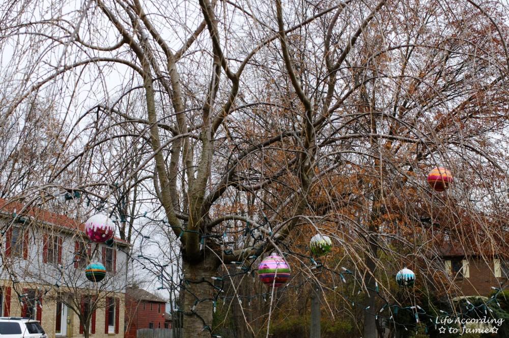 Outdoor Ornaments