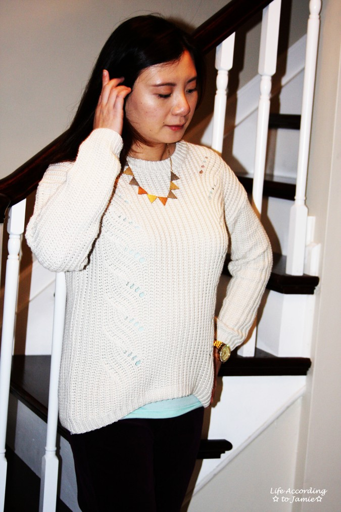 Braid Sweater 4