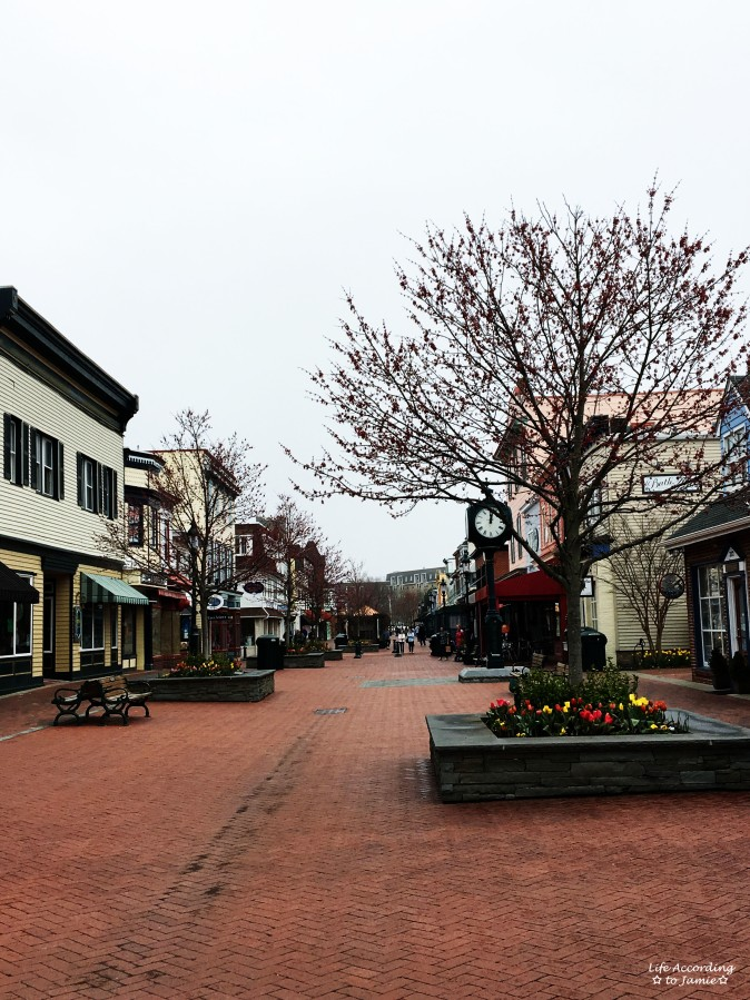 Cape May - Washington Street Mall