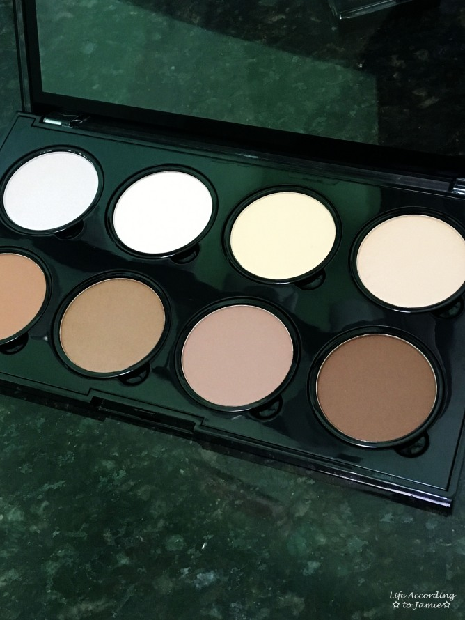 NYX Highlight & Contour Palette 2