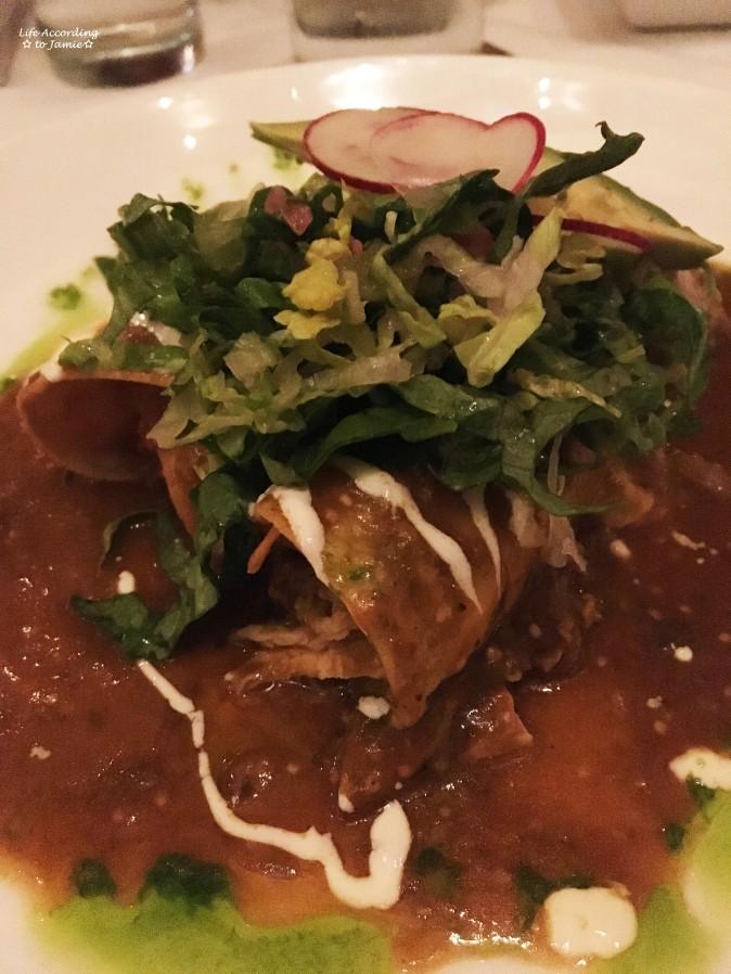 Toloache - Enchiladas Borrachas 1
