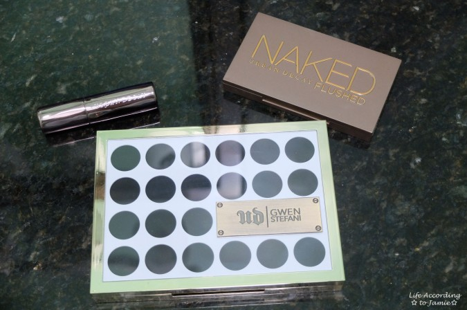 Urban Decay products