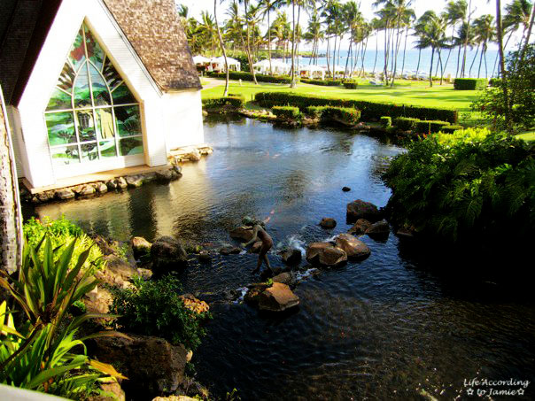 Wailea Seaside Chapel - Maui