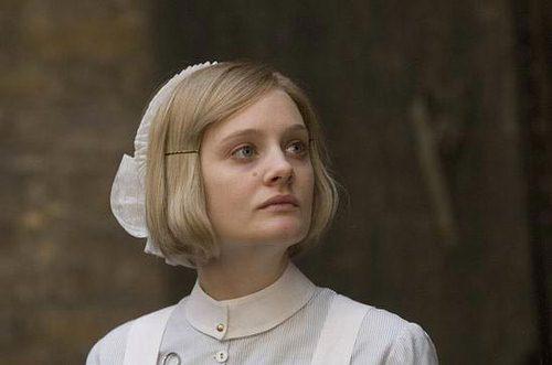 Atonement - nurse briony