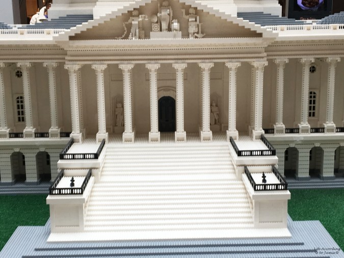 Lego Americana Roadshow - Capitol Building 1