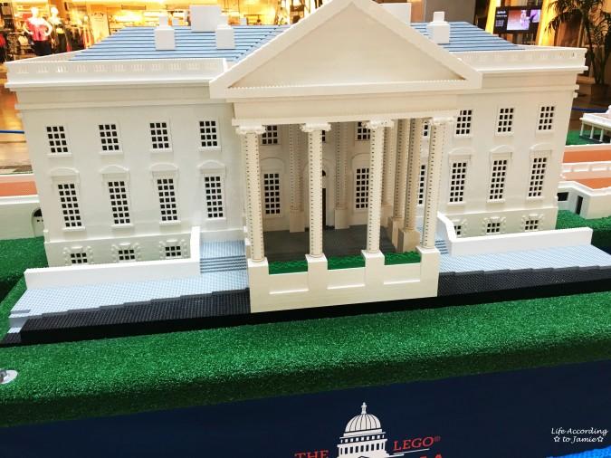 Lego Americana Roadshow - White House