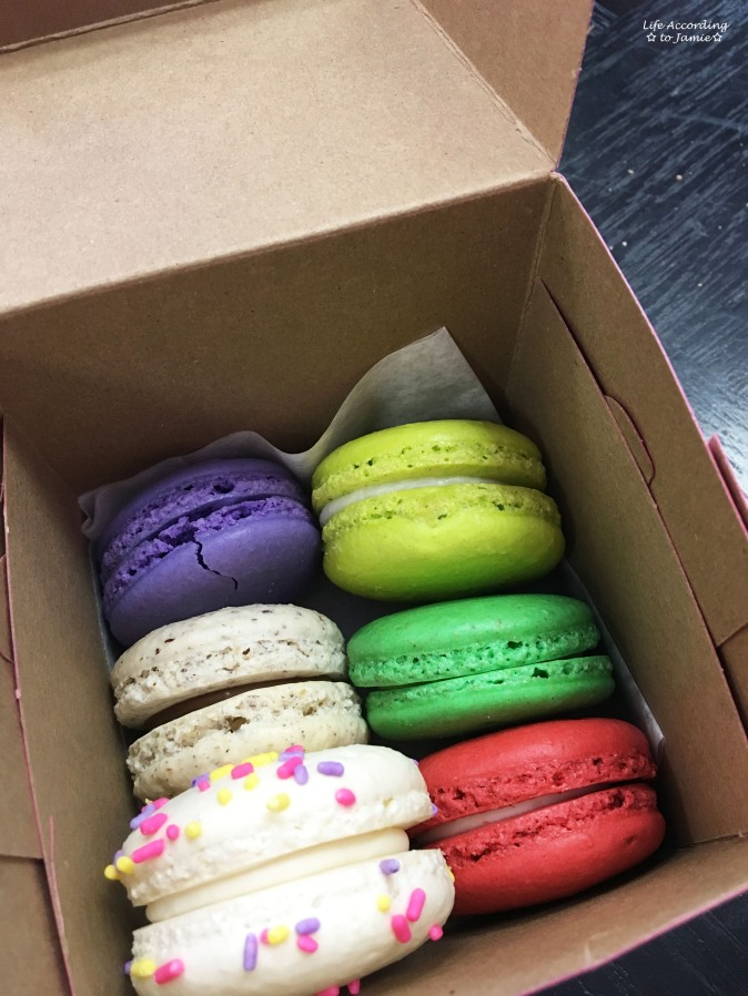 Confections of a Rockstar Bakery - Macarons