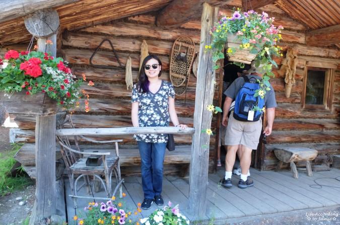 Athabaskan Cabin