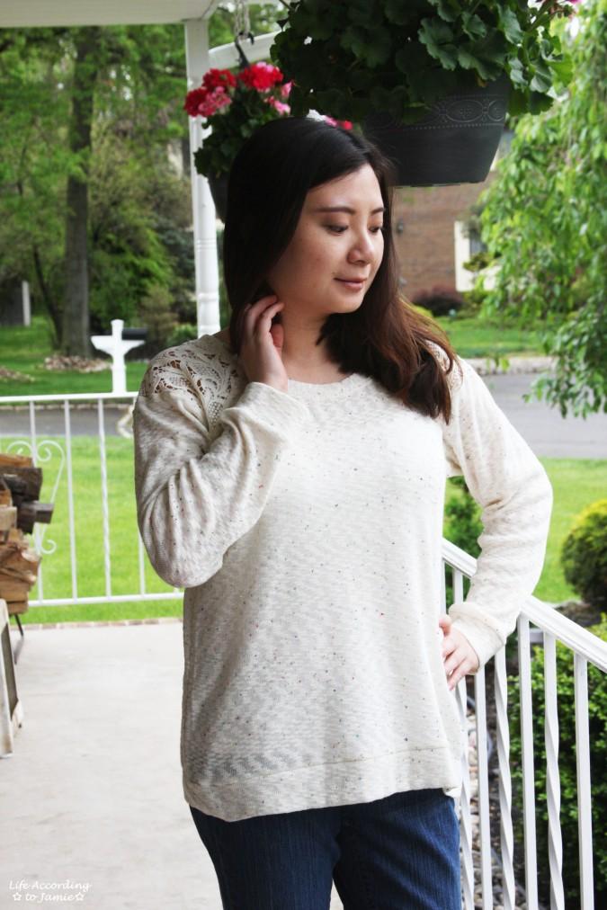 Confetti Sweater 2