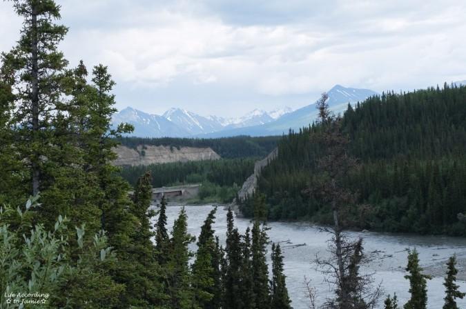 Denali Princess Lodge - Mountain View 1