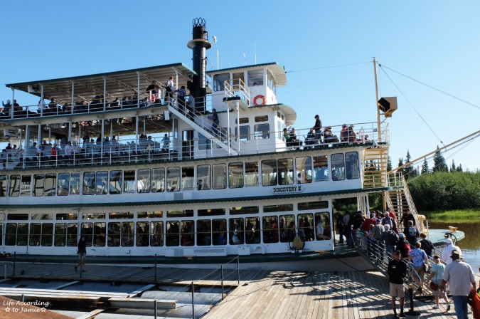 Fairbanks Riverboat Discovery