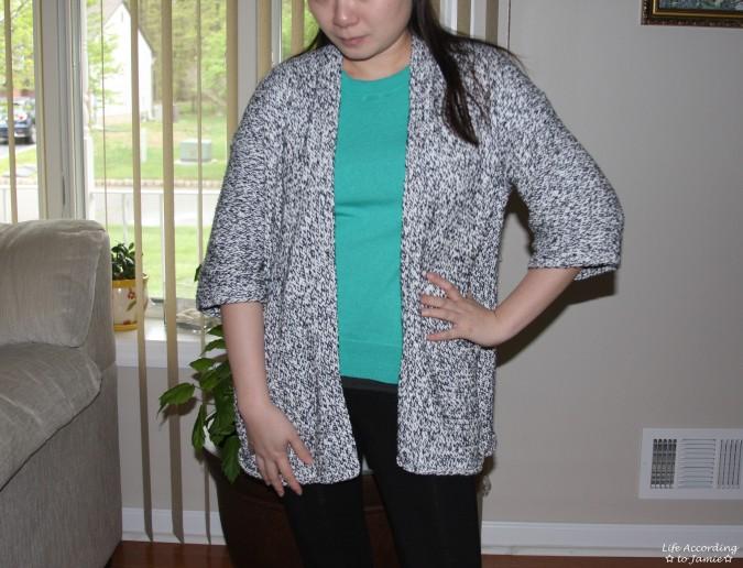 Knit Kimono 2