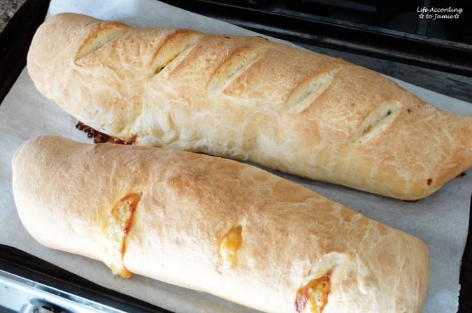 Pepperoni Bread 2