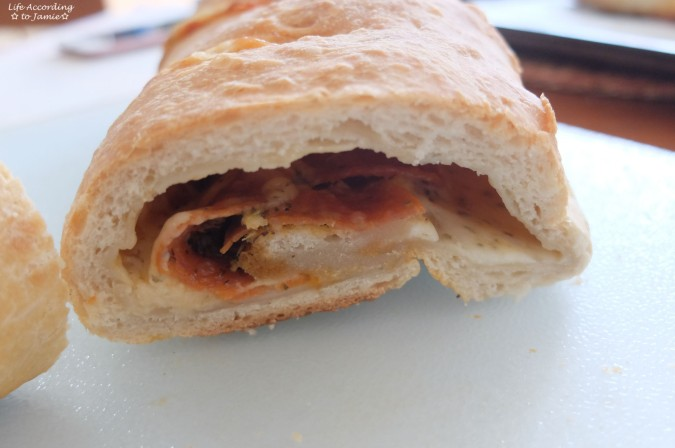 Pepperoni Bread 3