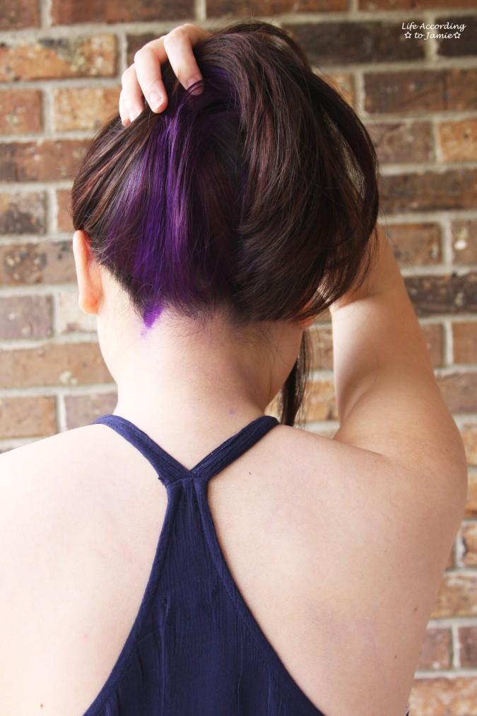 Purple Underlayer Hair 2