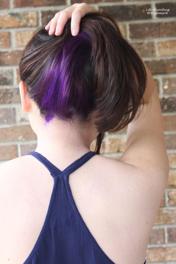 Purple Underlayer Hair 3