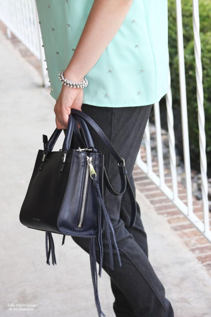 Rebecca Minkoff Side Zip Mini Regan 6