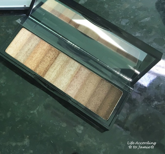 Bobbi Brown Raw Sugar Shimmer Brick Eye Palette