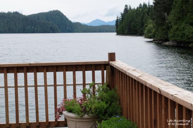 George Inlet Lodge View