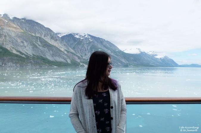 Glacier Bay National Park on Cruise Ship