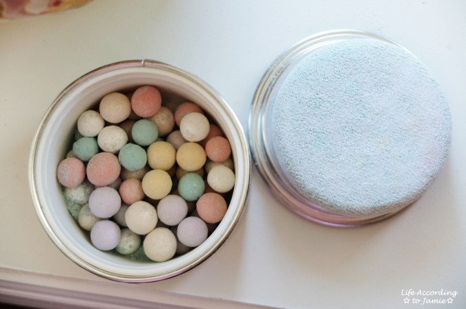 Guerlain Meteorites Illuminating Powder Pearls - Clair