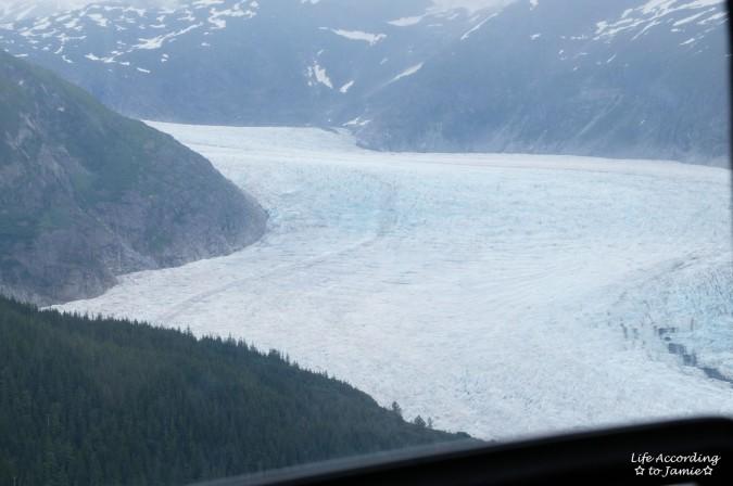 Temsco Helicopter - Glacier