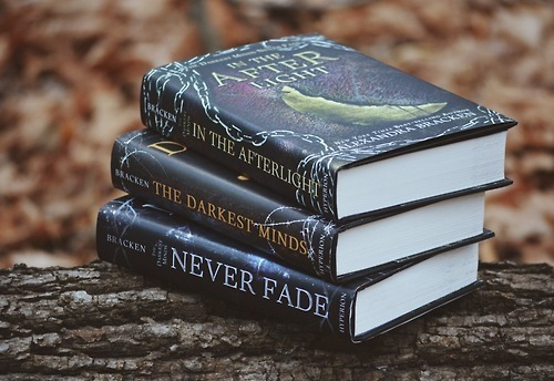The Darkest Minds Trilogy