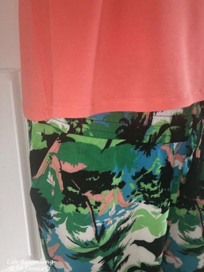 Tropical Harem Pants 4