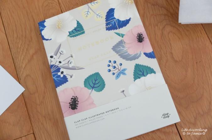 Hibiscus Notebook