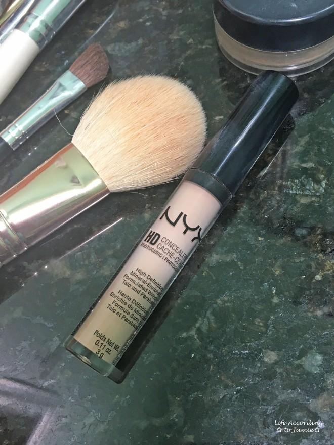 NYX HD Concealer