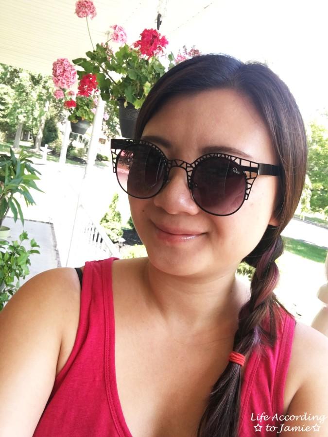 Quay Australia Fleur Sunglasses 3