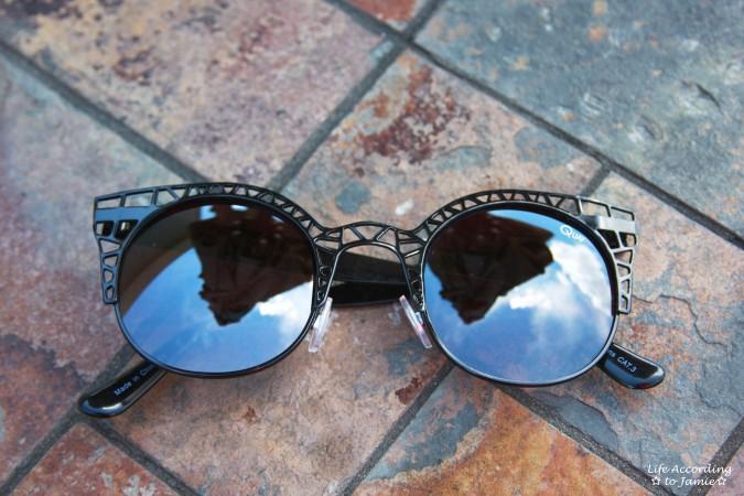 Quay Australia Fleur Sunglasses