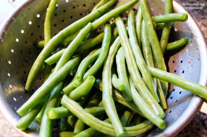 string-beans