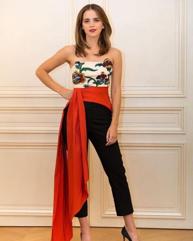 Emma Watson - Paris Screening