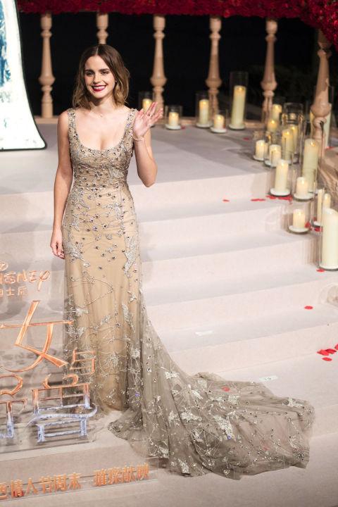 Emma Watson - Shanghai Premiere