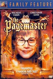the pagemaster - movie poster