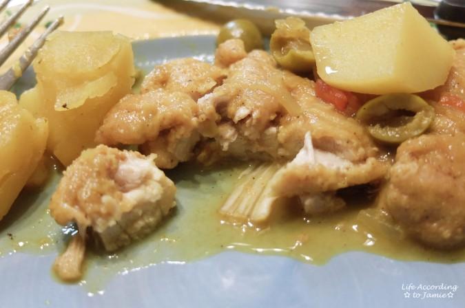 1-Pot Chicken & Potatoes 5