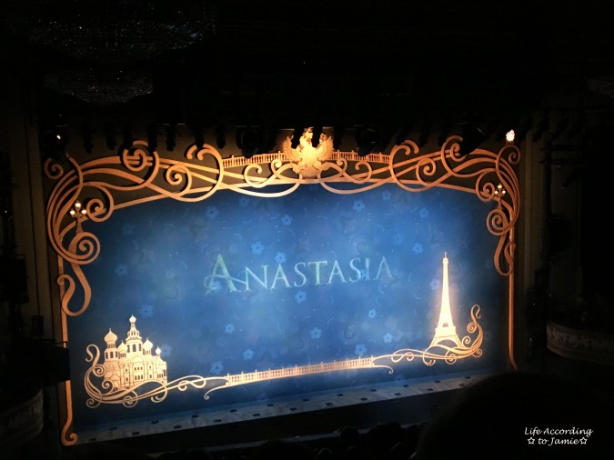 Anastasia on Broadway 2