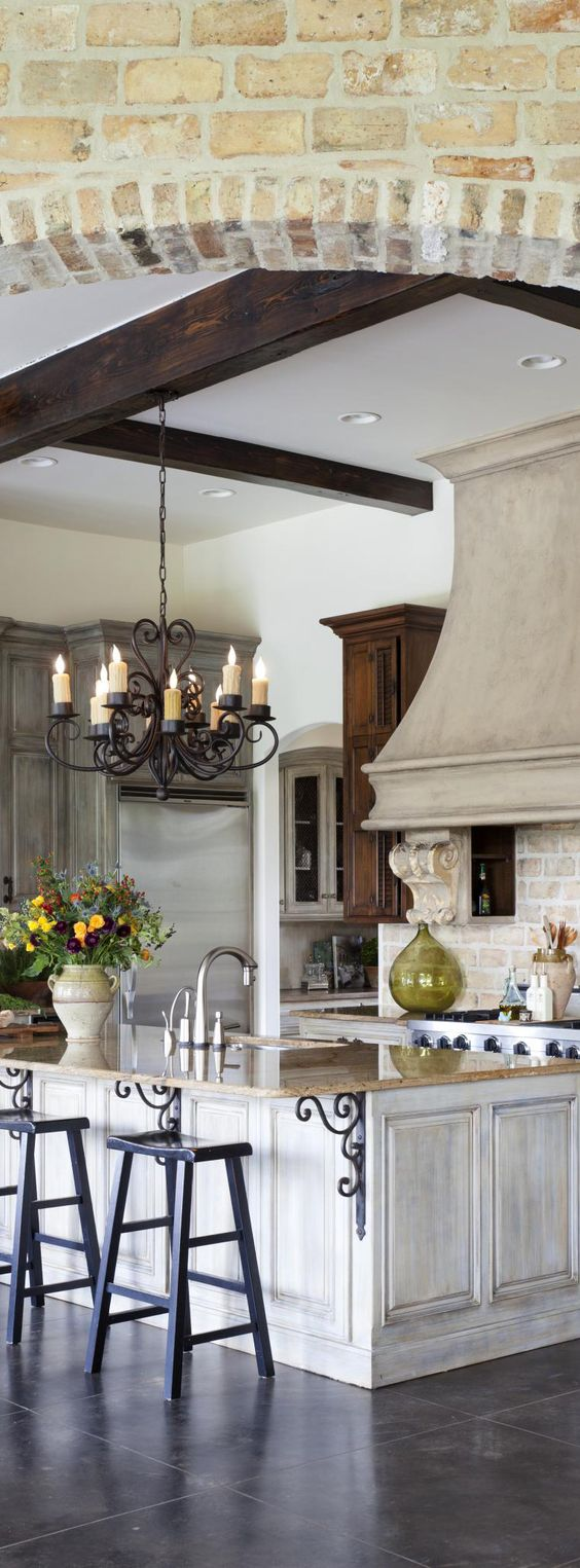 French Country Kitchen Inspiration