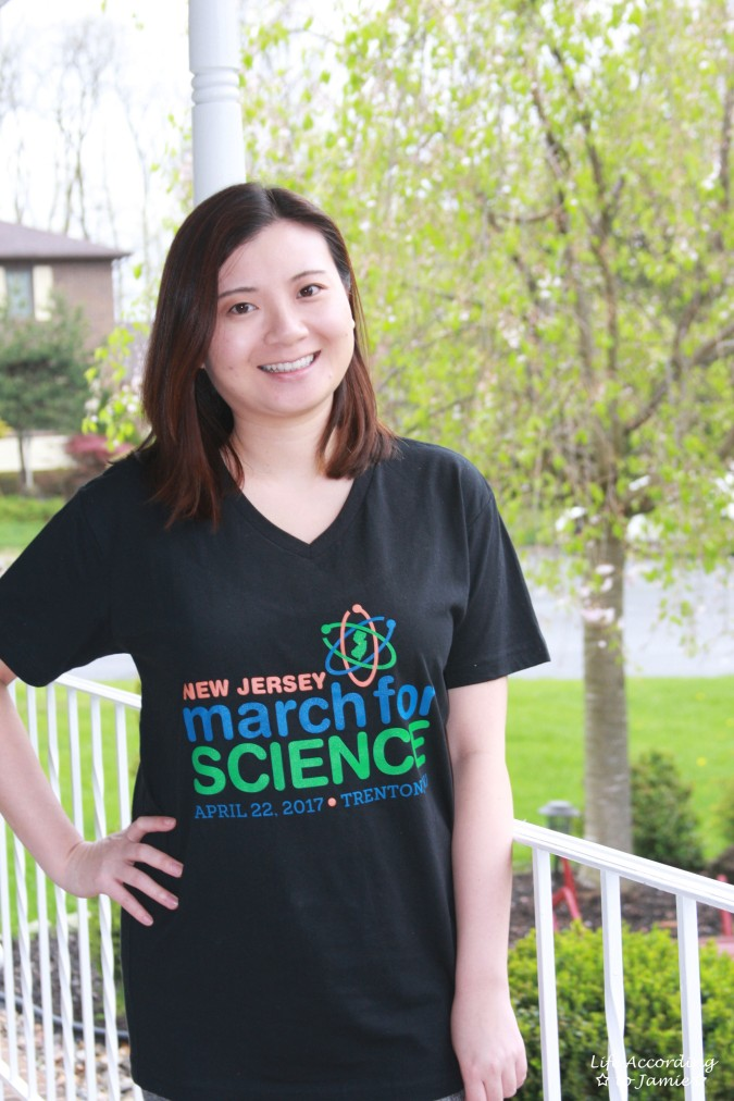 NJ March for Science tee 1