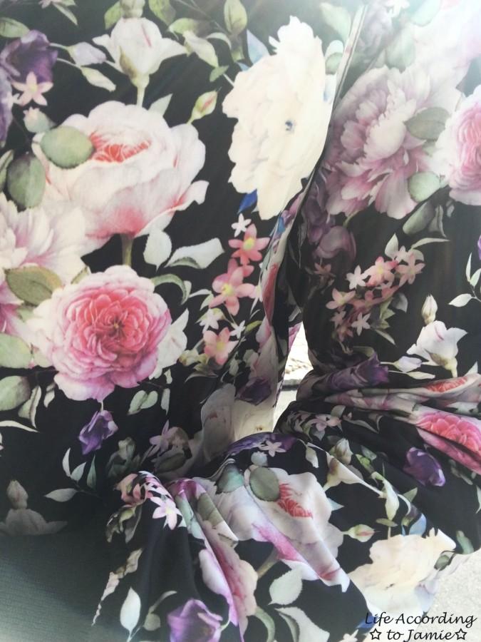 Floral Bomber Jacket 9