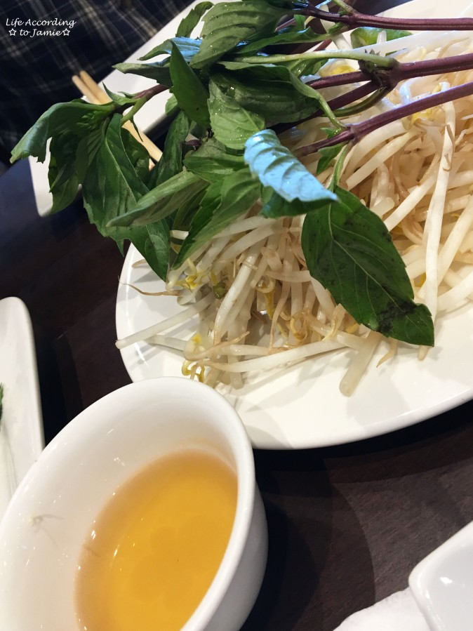 Pho Main Street - Bean Sprouts