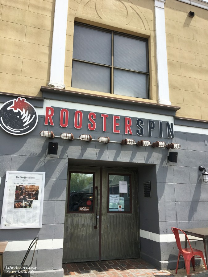 Roosterspin