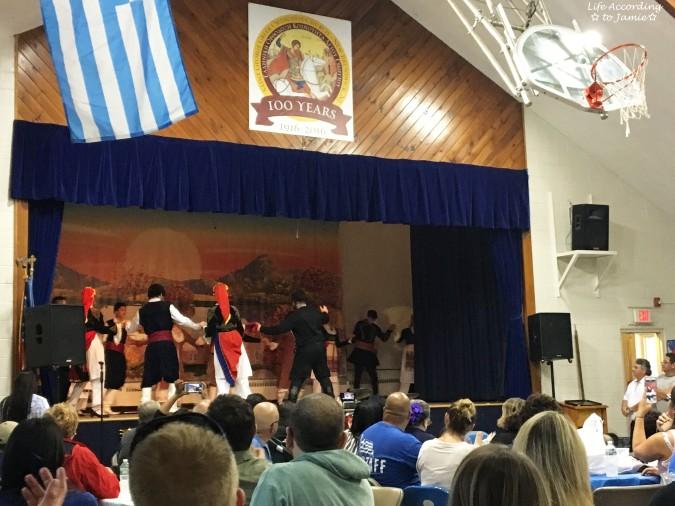 Greek Festival - Dancing