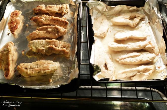 Italian Chicken - Oven