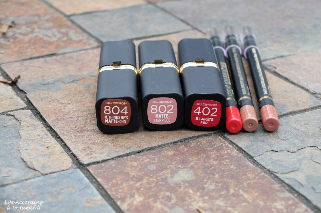 L'Oreal Colour Riche Matte Addiction