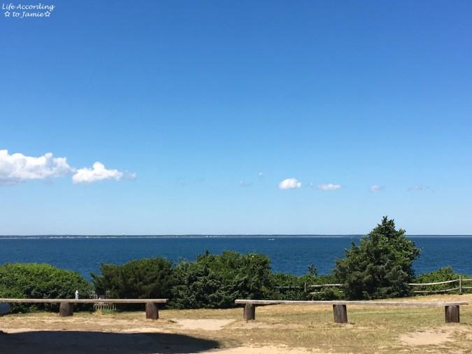 Martha's Vineyard - View of Cape Cod